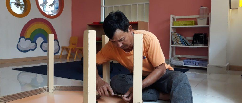 9 mẹo sửa đồ nội thất